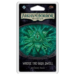 [Arkham Horror: The Card Game: Where The Gods Dwell (Mythos Pack) (Product Image)]