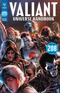 [Valiant Universe Handbook 2019 (Product Image)]