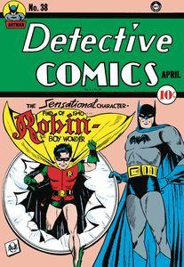 [Detective Comics #38 (Facsimile Edition) (Product Image)]