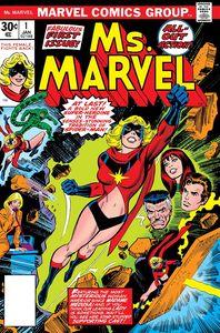 [True Believers: Captain Marvel Ms Marvel #1 (Product Image)]