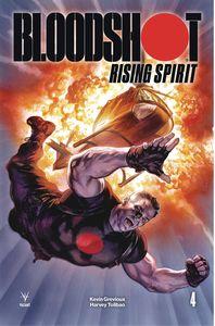 [Bloodshot: Rising Spirit #4 (Cover A Massafera) (Product Image)]