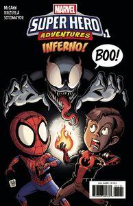 [Marvel: Super Hero Adventures: Inferno #1 (Product Image)]