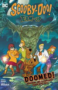 [Scooby Doo: Team Up: Doomed (Product Image)]