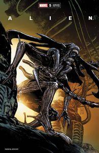 [Alien #5 (Giangiordano Variant) (Product Image)]