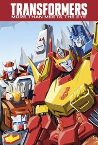 [Transformers: More Than Meets The Eye (Box Set) (Product Image)]