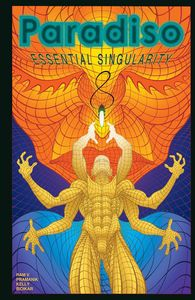 [Paradiso: Volume 1: Essential Singularity (Big Bang Forbidden Planet Exclusive - Signed Mini Print Edition) (Product Image)]