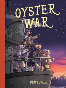 [Oyster War (Hardcover) (Product Image)]