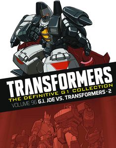 [Transformers Definitive G1 Collection: Volume 92: GI Joe Vs Transformers Part 2 (Product Image)]