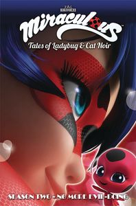 [Miraculous: Tales Of Ladybug  & Cat Noir: Season 2: No More Evil-Doing (Product Image)]