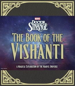 [Doctor Strange: The Book Of The Vishanti: A Magical Exploration Of The Marvel Universe (Hardcover) (Product Image)]