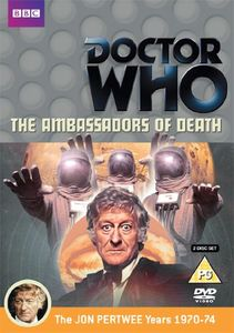 [Doctor Who: The Ambassadors Of Death (Product Image)]