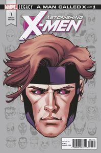 [Astonishing X-Men #7 (Mckone Legacy Headshot Variant Leg) (Product Image)]