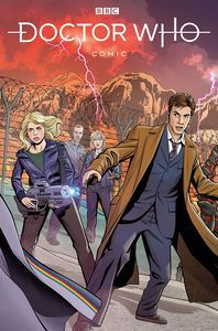 [Doctor Who Comics #1 (Cover C Jones) (Product Image)]