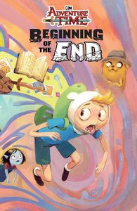 [Adventure Time: Beginning Of The End (Product Image)]
