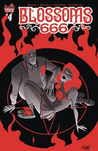 [Blossoms 666 #4 (Cover B Charretier) (Product Image)]