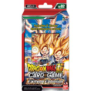 [Dragon Ball Super: Starter Deck: The Extreme Evolution (Product Image)]