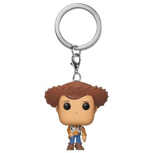 [Toy Story 4: Pocket Pop! Vinyl Keychain: Woody (Product Image)]