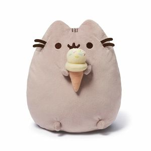 [Pusheen: Plush: Ice Cream Cone (Product Image)]