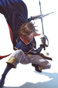 [Space Pirate : Captain Harlock #2 (Cover H Andie Tong Virgin Variant) (Product Image)]