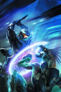 [Halo: Escalation #11 (Product Image)]