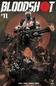 [Bloodshot (2019) #11 (Cover B Manco) (Product Image)]