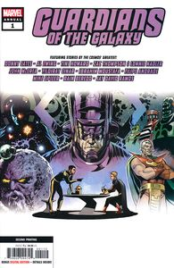 [Guardians Of The Galaxy: Annual #1 (2nd Printing Cinar Variant) (Product Image)]