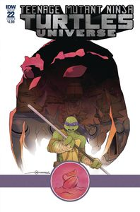 [Teenage Mutant Ninja Turtle: Universe #22 (Cover B Torres) (Product Image)]
