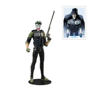 [DC Multiverse: Action Figure: Joker (White Knight) (Product Image)]