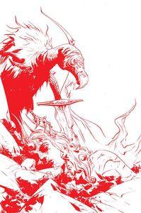 [Red Sonja #25 (Lee Premium Tint Virgin Variant) (Product Image)]
