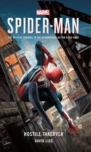 [Marvel's Spider-Man: Hostile Takeover (Product Image)]