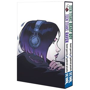 [Teen Titans: Raven & Beast Boy (Box Set Hardcover) (Product Image)]