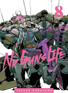 [No Guns Life: Volume 8 (Product Image)]