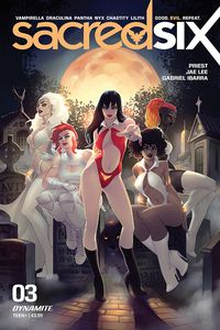 [Sacred Six #4 (Cover D Hetrick) (Product Image)]