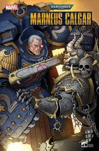 [Warhammer 40k: Marneus Calgar #2 (Burrows Variant) (Product Image)]