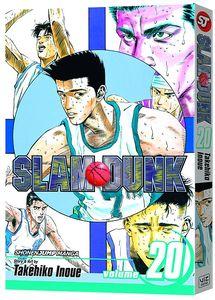 [Slam Dunk: Volume 20 (Product Image)]