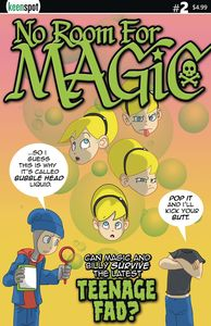 [No Room For Magic #2 (Product Image)]