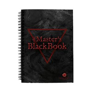 [Fantasy World Creator: The Masters Black Book (Product Image)]