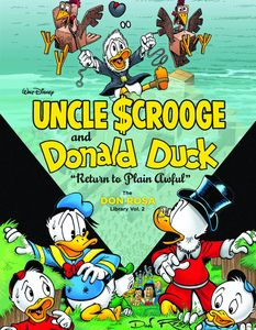 [Disney: Rosa Duck Library: Volume 2: Return To Plain Awful (Hardcover) (Product Image)]