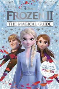 [Disney: Frozen 2: The Magical Guide: Includes Poster (Hardcover) (Product Image)]
