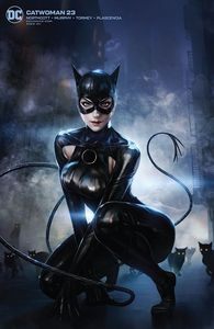 [Catwoman #23 (Woo Chul Lee Variant Edition) (Product Image)]