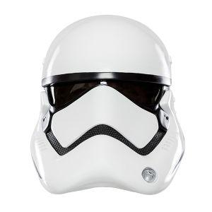 [Star Wars: The Force Awakens: Standard Line Helmet: First Order Stormtrooper (Product Image)]