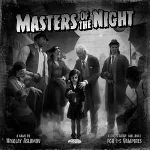 [Masters Of The Night (Product Image)]