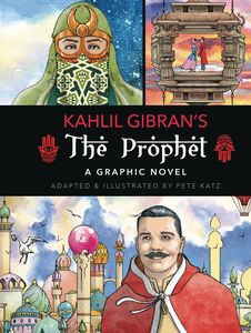 [Gibran The Prophet (Product Image)]