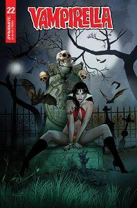 [Vampirella #22 (Cover D Gunduz) (Product Image)]