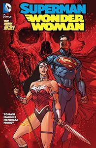 [Superman/Wonder Woman: Volume 3: Casualties Of War (Hardcover) (Product Image)]