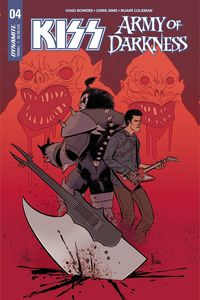 [Kiss/Army Of Darkness #4 (Cover A Strahm) (Product Image)]