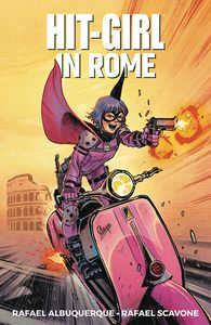 [Hit-Girl: Volume 3: Rome (Product Image)]
