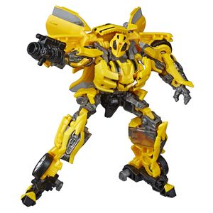 [Transformers: Studio Series Deluxe Action Figure: Bumblebee (Product Image)]