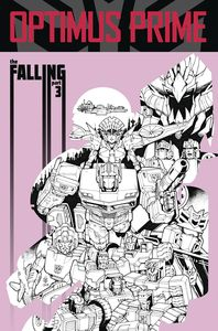 [Optimus Prime #17 (Cover B Coller) (Product Image)]