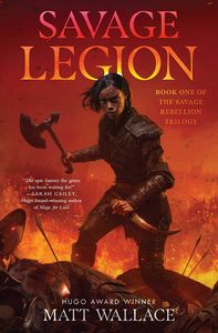 [Savage Rebellion: Book 1: Savage Legion (Product Image)]